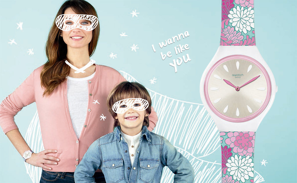 SWATCH mother's day 2018